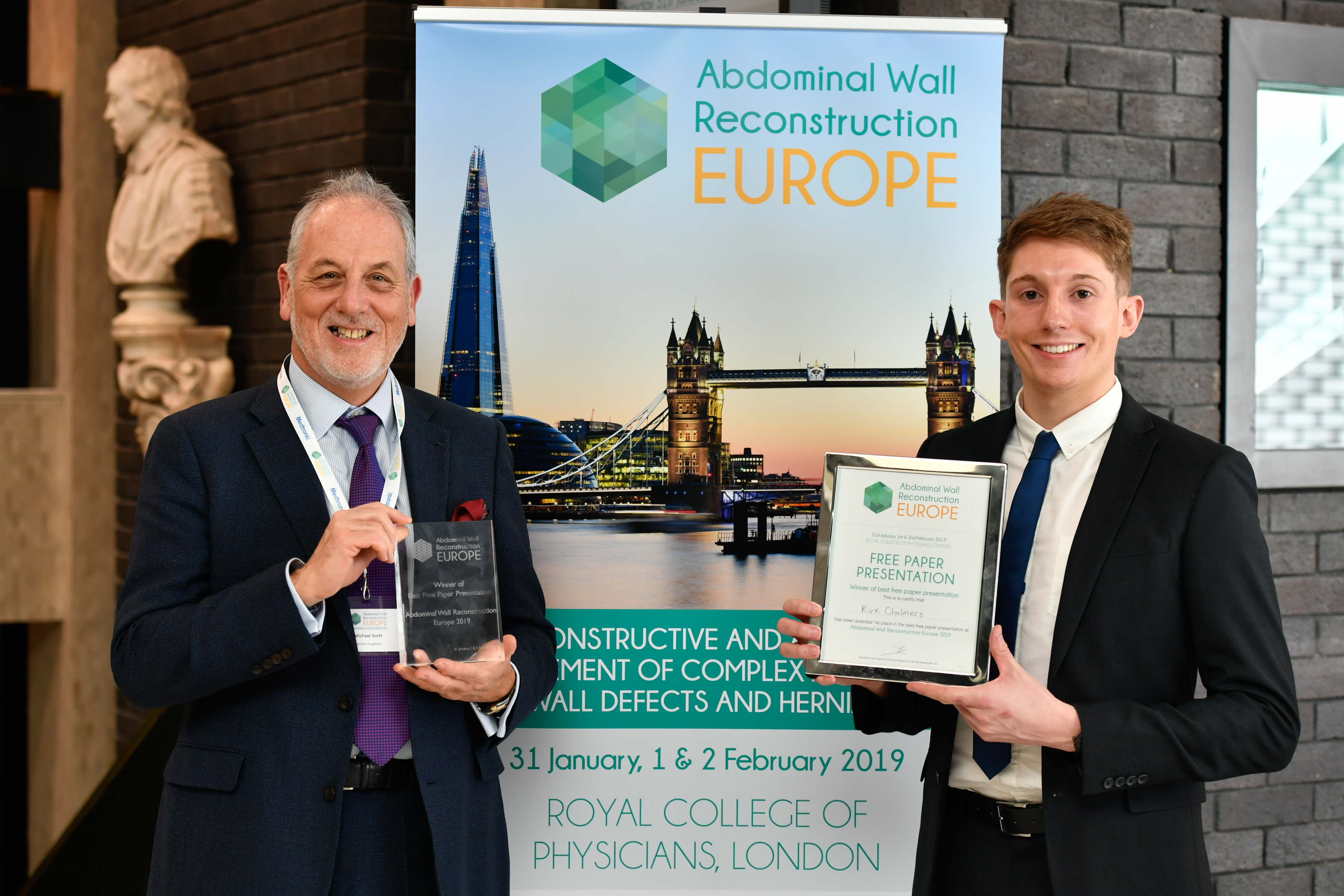 AWR Europe | Abdominal Wall Reconstruction Europe 2020
